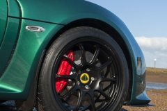 Exige Sport 350 wheel
